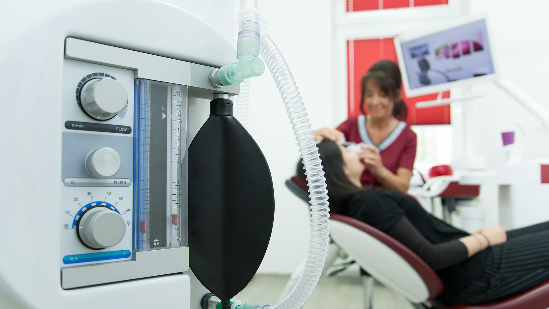 Zahnarzt Plauen | Lachgasbehandlung